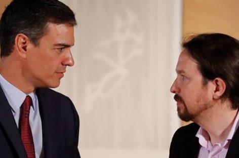 ¿Me quieren decir que no hay forma de ponerse de acuerdo?. Carlos Morales Sánchez