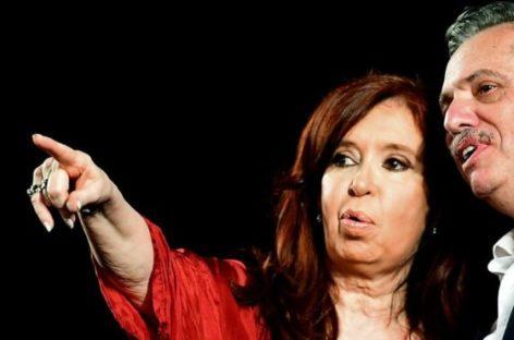 Alberto Fernández-Cristina Kirchner se impone en primera vuelta en las elecciones presidenciales de Argentina