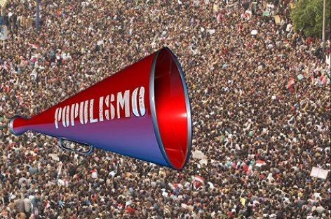 Adiós a los populismos y extremismos. Jorge Dobner