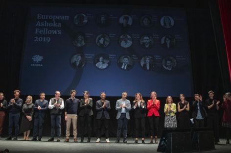 European Changemaker Summit de Ashoka, la gran cumbre de emprendedores sociales de Europa