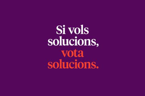 Elecciones: campaña política con soluciones