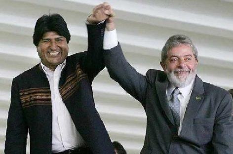"""Lula: """"Mi amigo Evo cometió un error cuando buscó un cuarto mandato como presidente"""""""