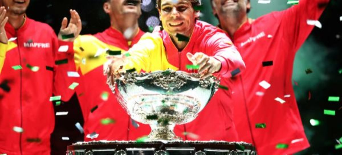 El equipo español ganó por sexta vez la Copa Davis
