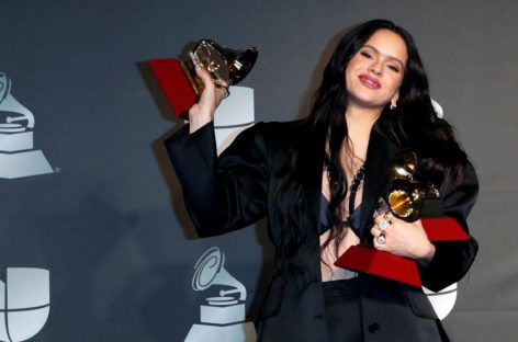 Rosalía se apoderó del escenario del Latin Grammy 2019