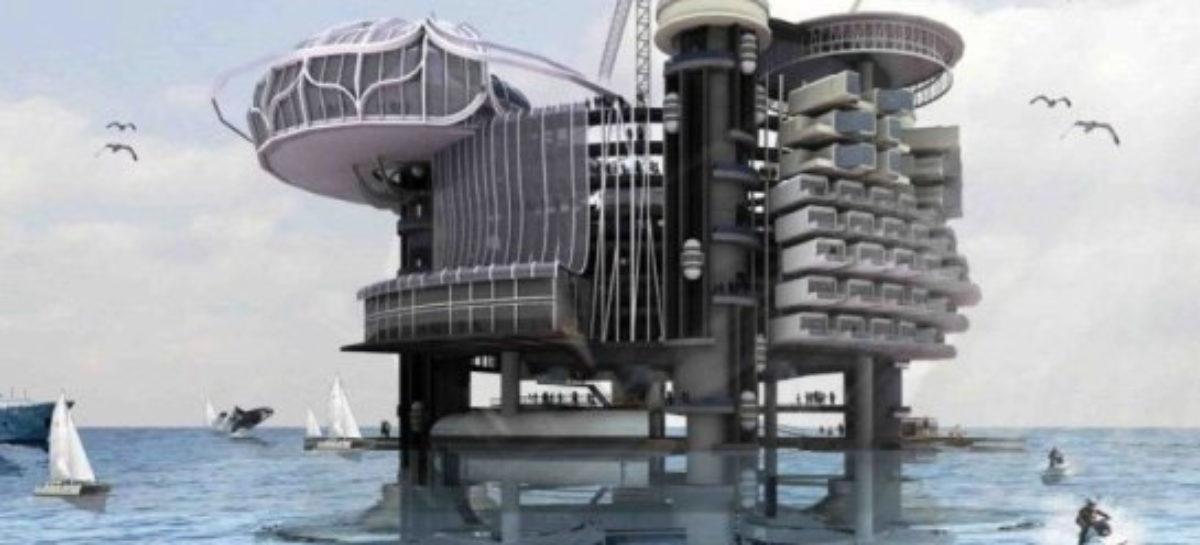 Arquitectura parásita: viviendas novedosas y baratas