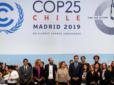 """""""Es tiempo de actuar', COP 25 en Madrid es un momentos decisivo"""