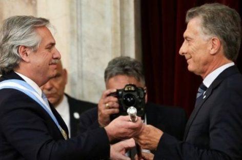 Macri, primer jefe de Estado argentino no peronista que pudo terminar su gobierno