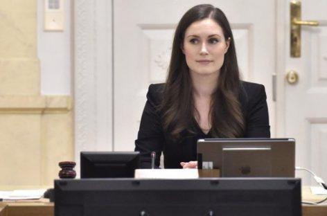 Sanna Marin, la persona más joven en activo en ocupar una Jefatura de Gobierno en el mundo