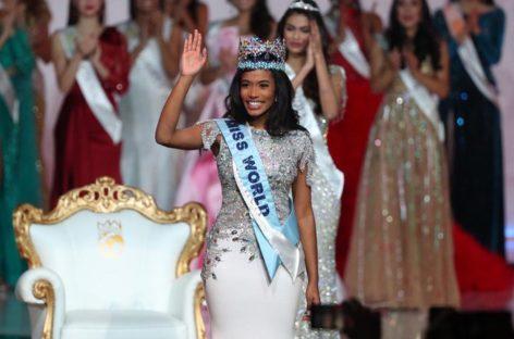 Toni-Ann Singh de Jamaica fue coronada Miss Mundo 2019