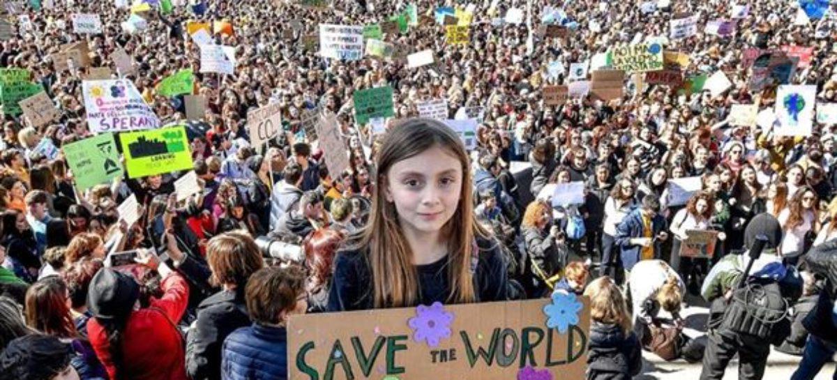 Despertar verde: la fructífera alianza generacional entre jóvenes y mayores. Jorge Dobner
