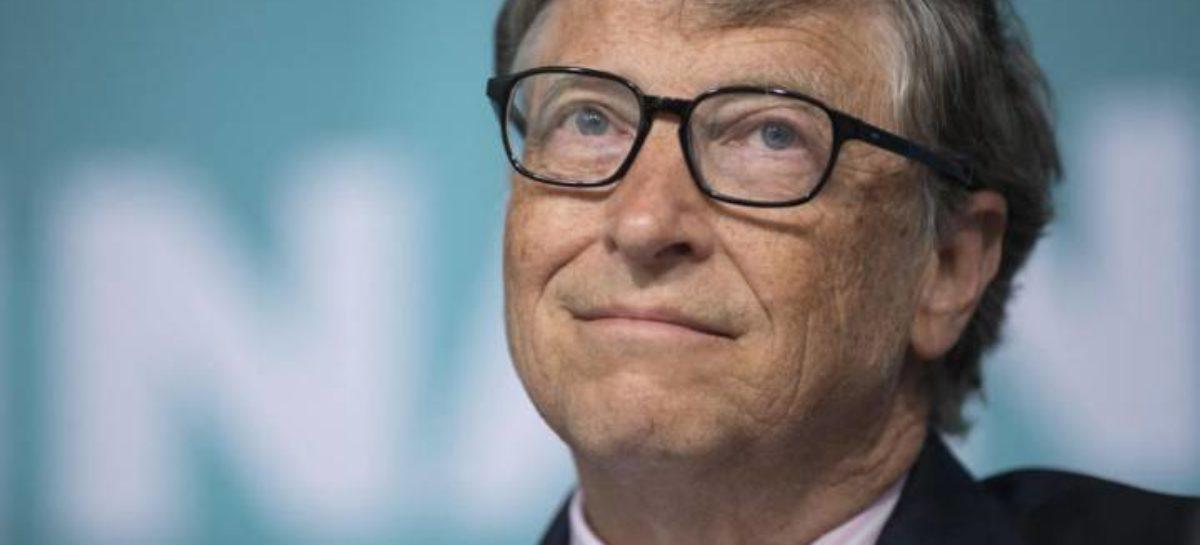 Bill Gates advertía en el 2015 de una pandemia global. Bill Gates