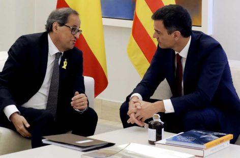 El Gobierno español cierra la vía judicial para abrir el diálogo político en Catalunya