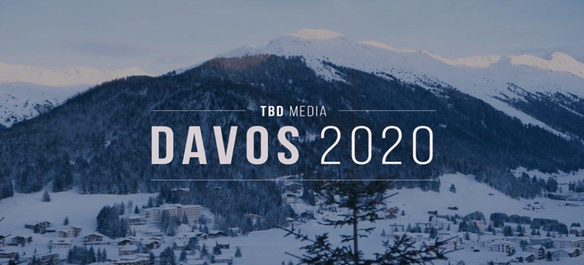 El Foro de Davos más sostenible de la historia