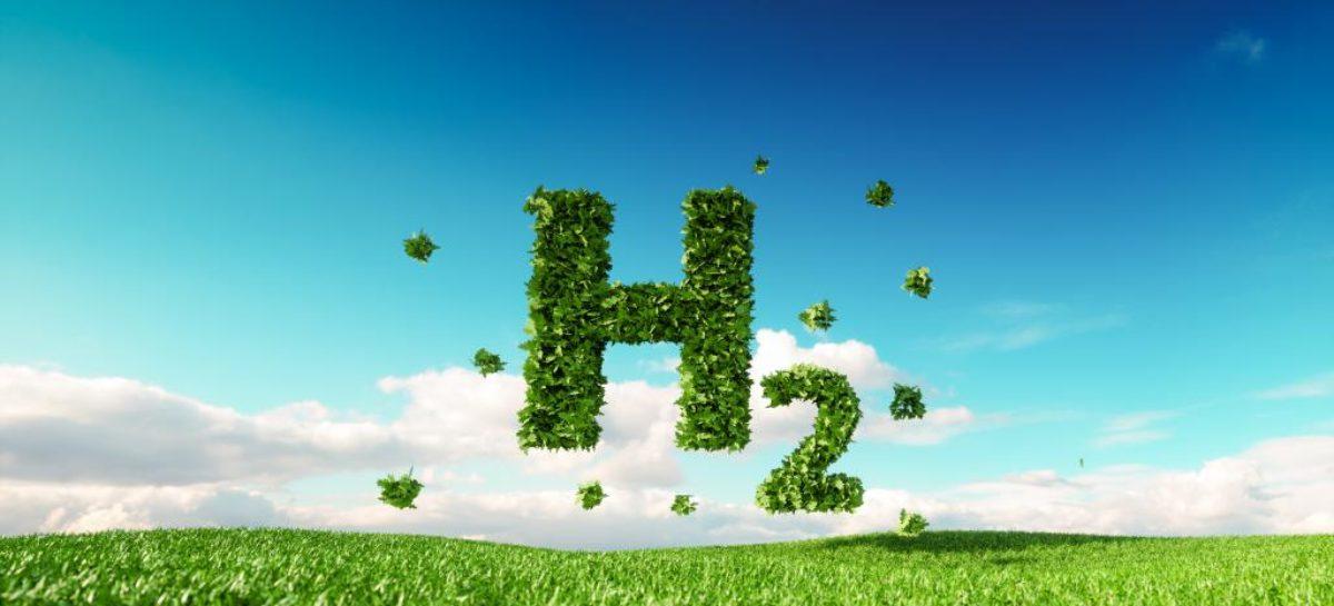Hidrógeno verde para reducir el CO2