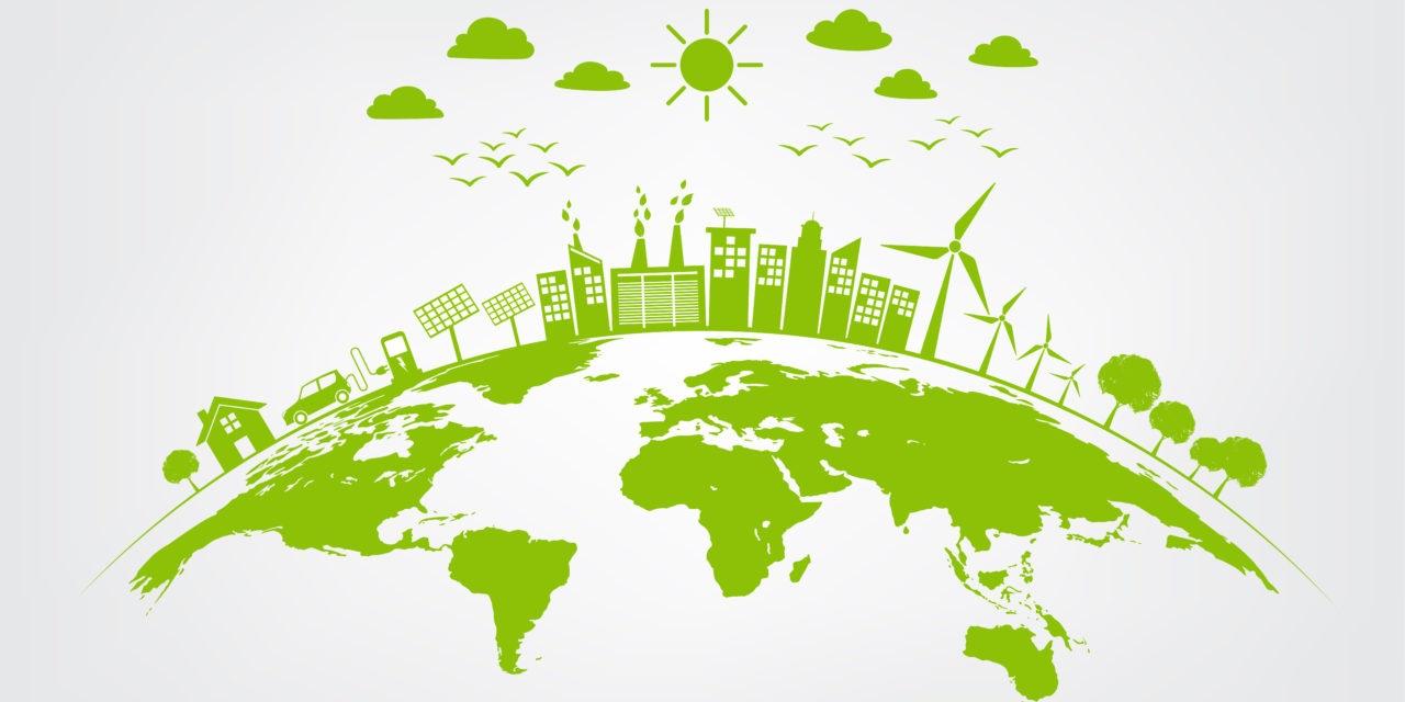 Un acuerdo verde mundial para comprometerse con el medioambiente