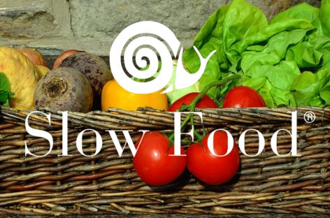 Slow Food para mejorar los hábitos alimentarios de la gente
