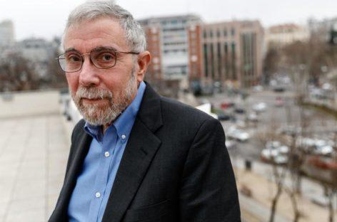 De la mentira y la estupidez. Entrevista a Paul Krugman