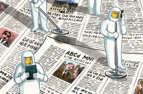 Los medios de comunicación tenemos una gran responsabilidad social y una labor terapéutica. Jorge Dobner