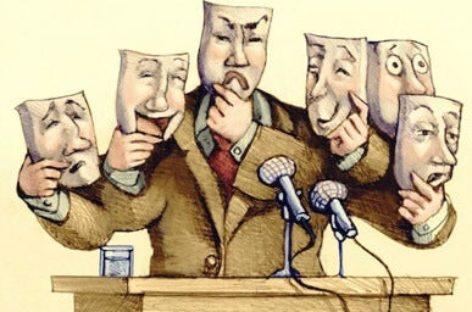 La política del reallity. Jorge Dobner