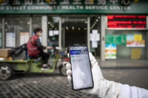 El big data vigila a los chinos