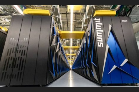 La supercomputadora Summit de IBM para prevenir el Coronavirus