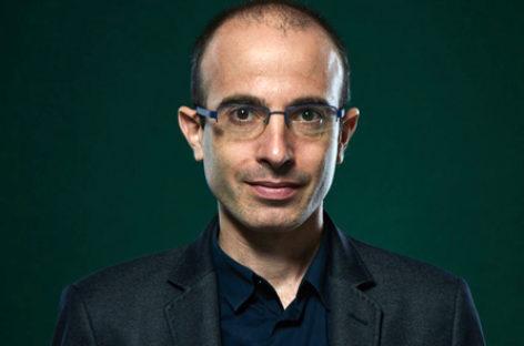 Viviremos en un mundo diferente. Yuval Noah Harari