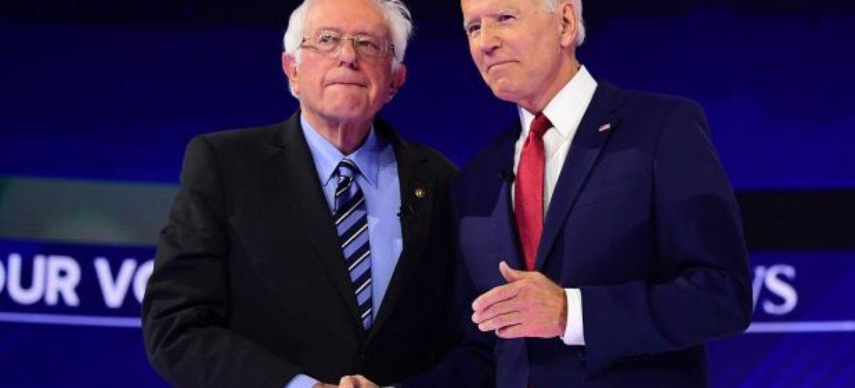 Biden y Sanders, el futuro del Partido Demócrata en EE.UU