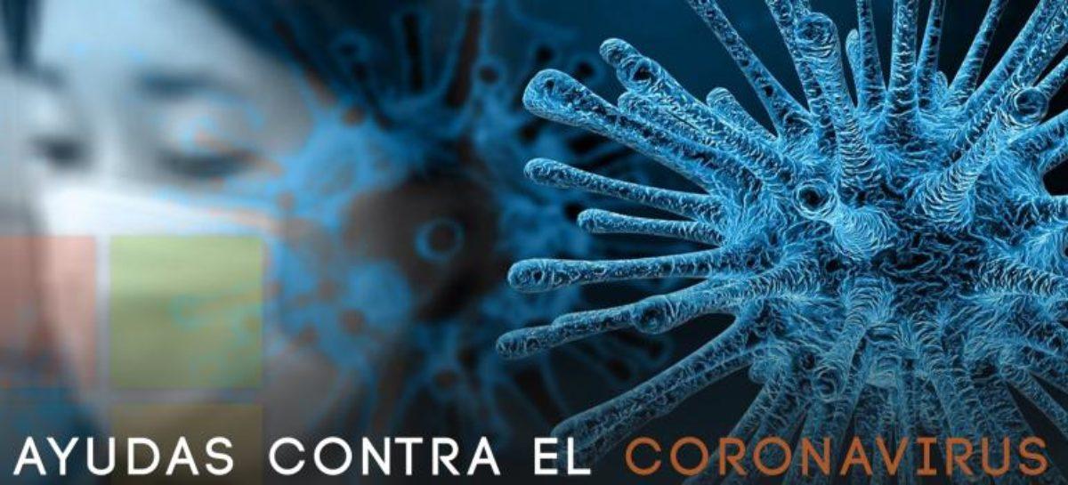 Soluciones para hacer frente al coronavirus