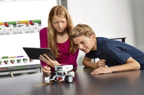 Lego Education: aprender robótica jugando