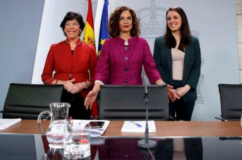 El Gobierno español aprobará la ley que garantizará solo el 'Sí es Sí'