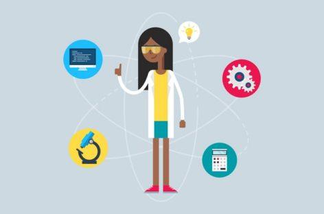 Mujeres y ciencia, romper los estereotipos de género en carreras STEM