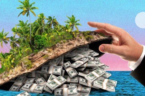 Luxemburgo, Suiza, Holanda y el Reino Unido, todos ellos son responsables de la mitad de la elusión fiscal del impuesto de sociedades en el mundo