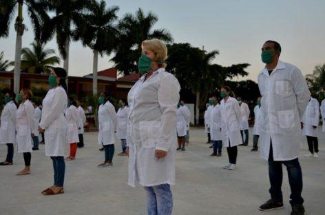 Cuba y sus brigadas médicas, hay un líder mundial que ha ganado estatura con la pandemia y se llama Fidel Castro