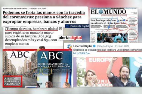Las verdades cambiadas de la caverna mediática española
