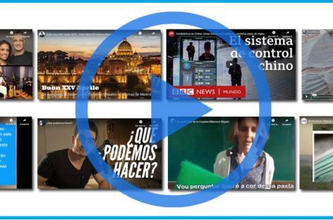 El mundo en positivo: 8 vídeos para pensar un cambio de paradigma