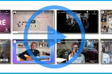 El mundo en positivo: 8 vídeos inspiradores para afrontar el confinamiento