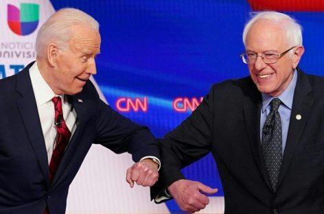 Agenda progresista de Biden y Sanders sobre cambio climático, sanidad, economía y educación
