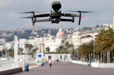 El uso de drones como solución exitosa en la crisis del Coronavirus
