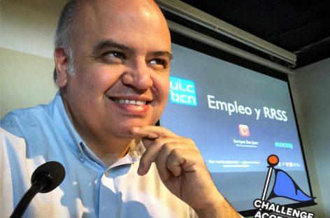 """Enrique San Juan: """"Nos ha salido un nuevo brazo, un brazo digital…"""""""
