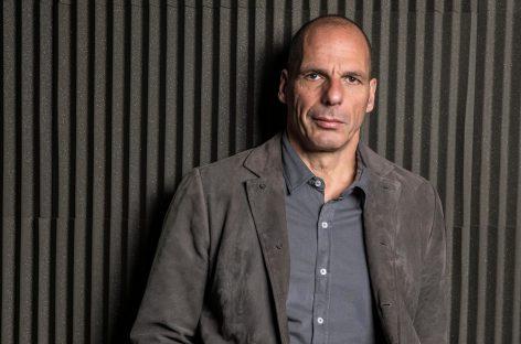 """Yanis Varoufakis: """"O la zombificación de bancos y empresas posterior a 2008…"""""""