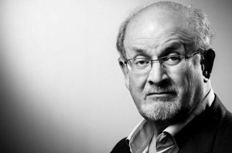 El tema de mí nueva novela es el optimismo. Entrevista a Salman Rushdie